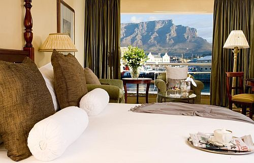 Book a room with fantastic Table Mountain views at the Table Bay Hotel, Cape Town. Find out more...!