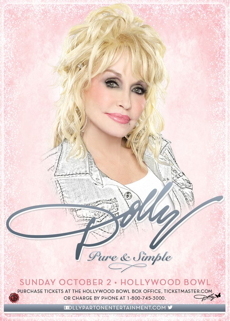 Dolly Parton, Pure & Simple Tour