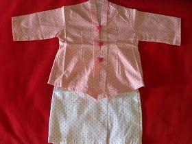 Cotton baju for kids
