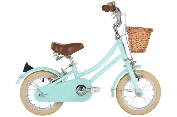 Bobbin Bicycles Gingersnap 12 Inch 2016 Kids Bike Green EV259013 6000 1_Large