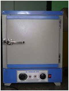 SGM Hot air oven are sturdy double walled units with outer chamber made of M.S. sheet duly enamel painted with inner made up of Stainless Steel sheet. The gap between inner and outer chamber is filled with high grade glass wool to avoid thermal losses.   http://www.lab360.co.in/hot-air-oven.htm
