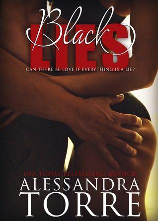 Caterpillar Buddies: Book Review : Black Lies by Alessandra Torre