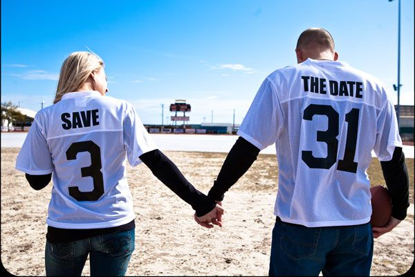 Cutest save the date ever :)