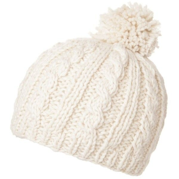 Passigatti BOMMEL Hat ($31) ❤ liked on Polyvore featuring accessories, hats, beanie, hair, white, beanie caps, beanie hat, beanie cap hat, white beanie hat and white beanie