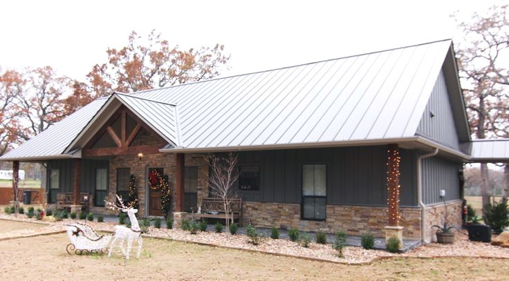 Metal Barn Homes - CLICK THE IMAGE for Many Metal Building Ideas
