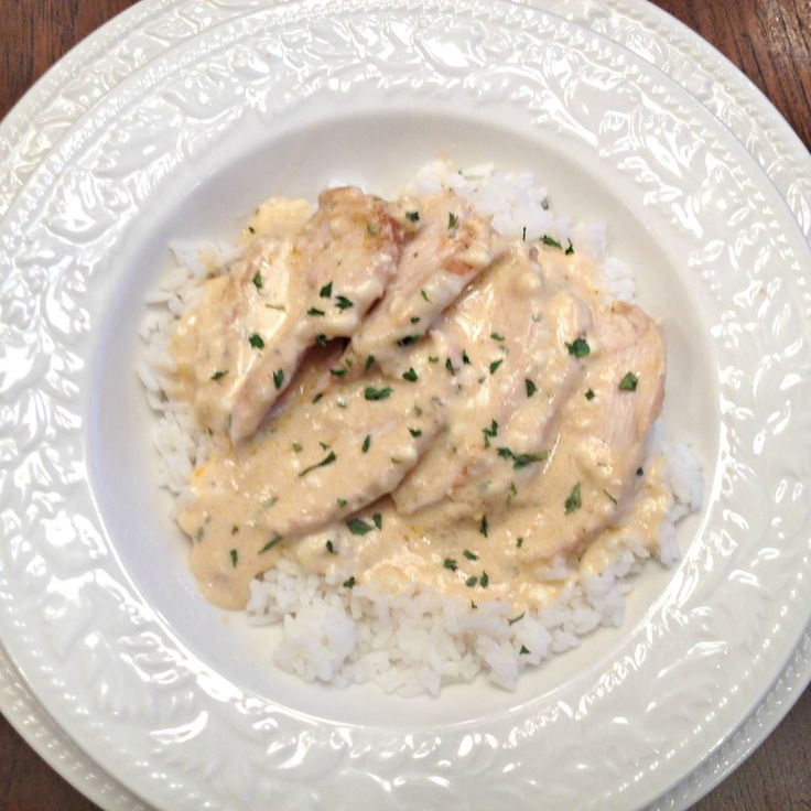 Sweet Little Bluebird: Creamy Ranch Chicken - Crock Pot or Oven