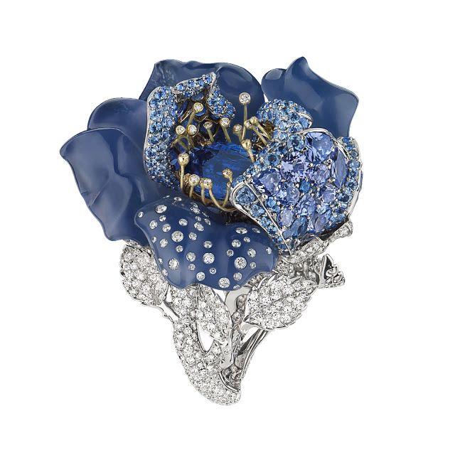 Bir Gazete.: Dior'dan Le Bal Des Roses: Güller baloya giderse?