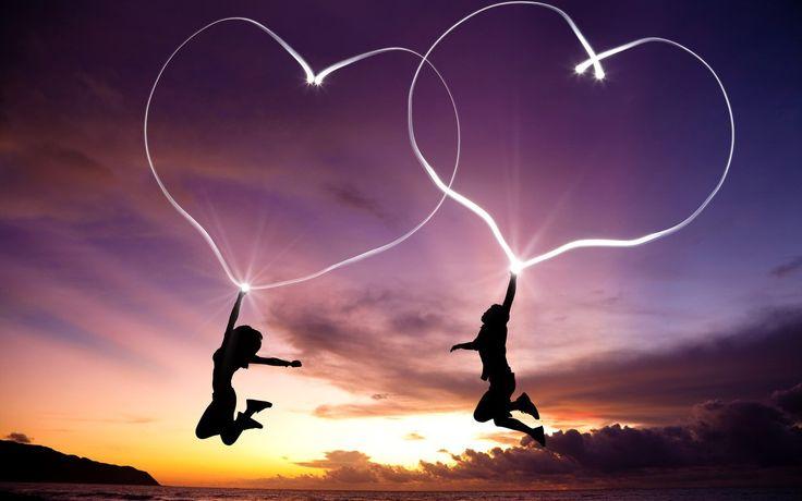 A szerelem bevonzása, a Vonzás törvénye a szerelemben - POZITÍV GONDOLATOK