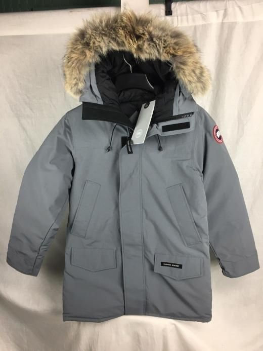 301a4dca5729 Canada Goose New Langford Parka Mid Grey Down Jacket S M L Authentic  Hologram Mens 2062m Arctic Tech   Regular Xl