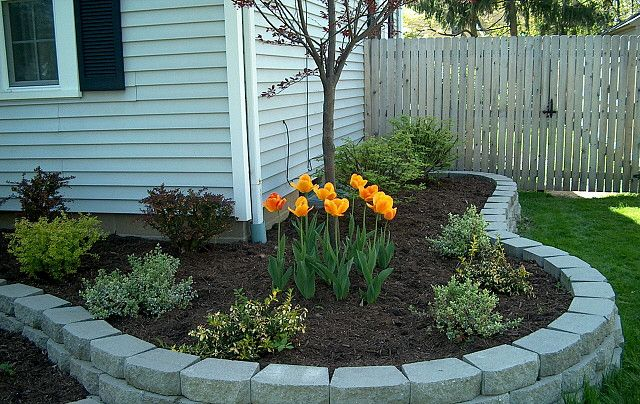 261 best outside images on pinterest for Cheap low maintenance landscaping