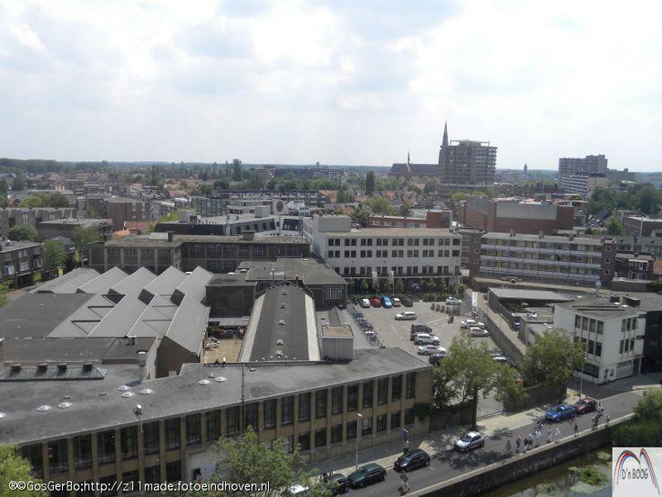 Schellens Trijpfabriek a/d Vestdijk/ Bleekweg