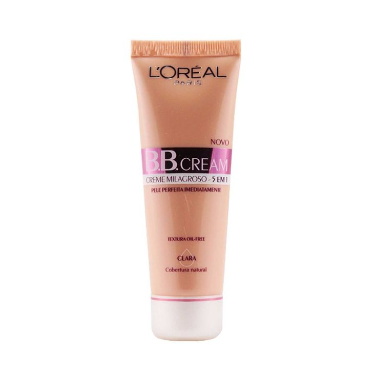 BB Cream Base Loreal Paris - The Beauty Box