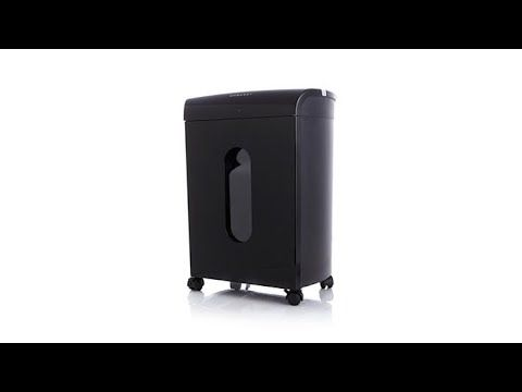 Embassy 12Sheet Microcut Paper   Credit Card Shredder