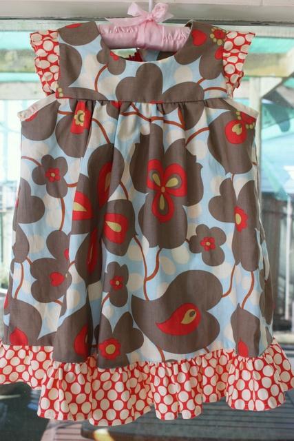 Amy Butler dress