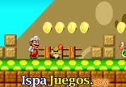 Juego de Mario Mushroom Adventure | JUEGOS GRATIS: Ayuda a Mario en tierra de aventura seta. Muchos desafiantes donde encontraras los clásicos enemigos y obstáculos, salva a la reina nuevamente del malvado bowser, varios niveles y un montón de diversión.