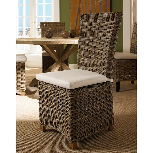 Padmas Plantation Nico Dining Chair   The beautifully crafted Padmas  Plantation Nico Dining Chair is woven together out of natural rattan 20 best kubu chairs images on Pinterest   Rattan dining chairs  . Nico Counter Height Dining Stool. Home Design Ideas
