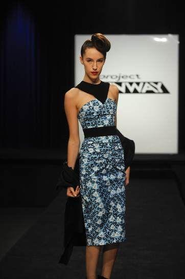Outdated Opinion of Emilio Sosa's Signature Print Dress   Gigi's Little Art Department