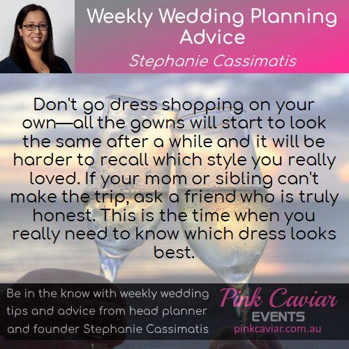 #WeddingPlanning Advice By #WeddingPlanner Stephanie Cassimatis, Practical insights from those #intheknow #weddingpro #weddinghints #wedding #qotd #quoteoftheday #stephaniecassimatis #weddingwednesday