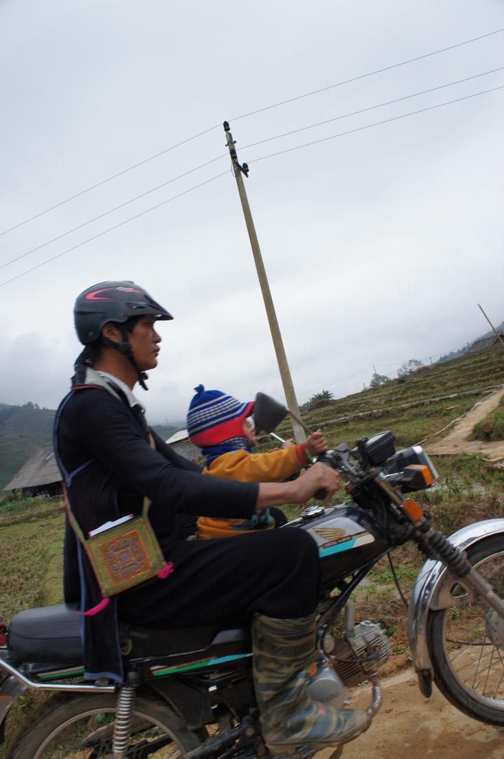 Sapa Valley, Vietnam