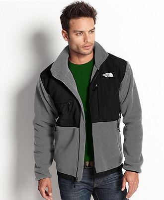 the jackets polartec denali fleece jacket