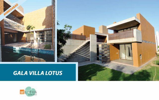 Gala Villa Lotus is a premium project of just 43 villas.