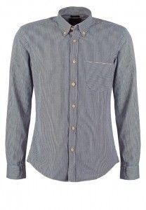 Dit Human Scales CHARLES Casual overhemd vind je nu via Aldoor in de uitverkoop! #heren #mannen #mode #blouse #overhemd #trui #shirt #men #fashion #sale
