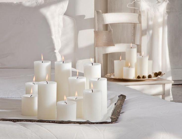 Dekorieren: Kerzen, Kerzen, Kerzen   Bild 12   [SCHÖNER WOHNEN]