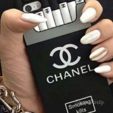 Porta cellulare Chanel Boutique