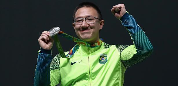 Felipe Wu leva a prata e conquista primeira medalha do Brasil na Rio-2016 - 06/08/2016 - UOL Olimpíadas