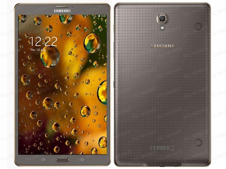 Portfolio stock image of Samsung Galaxy Tab S 8.4 Wi-Fi Cellular Gold Feature Image
