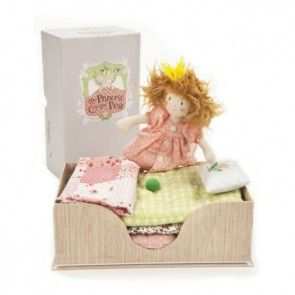 What a great way to create childhood memories - Ragtales - The Princess and the Pea #Entropywishlist #pintowin