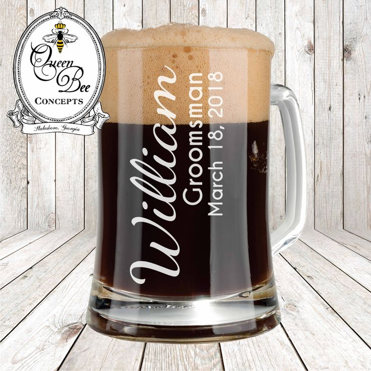 The 25+ best Personalized beer mugs ideas on Pinterest | Engraved ...