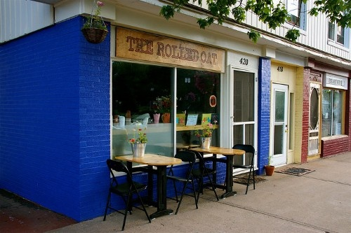 The Rolled Oat Cafe