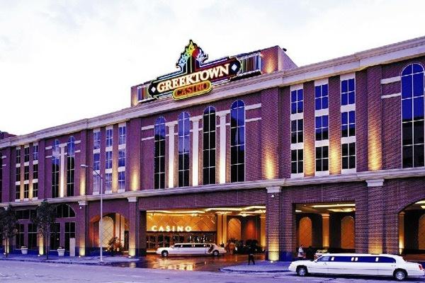 Greektown casino craps odds
