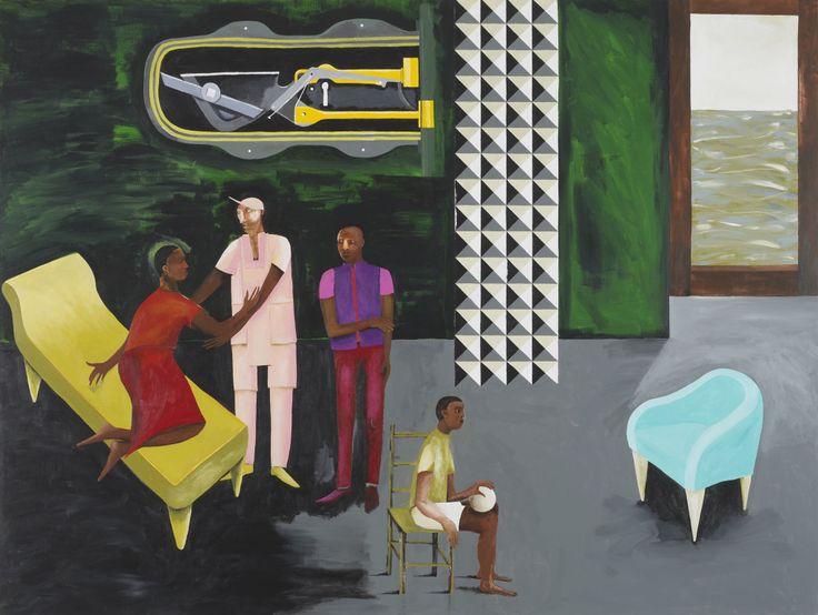 Lubaina Himid: Invisible Strategies - Modern Art Oxford