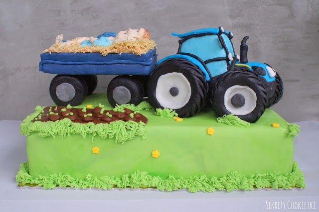 Sekrety Cookietki: Tort dla rolników na 30 rocznicę ślubu