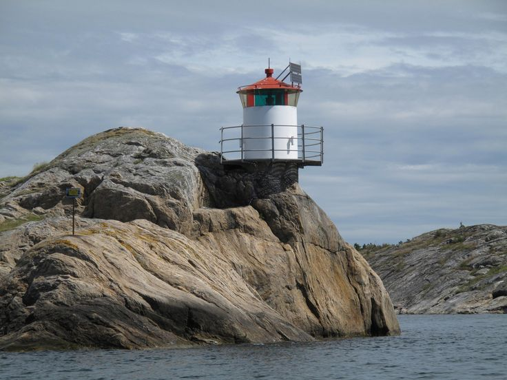 Lighthouse in Sweden