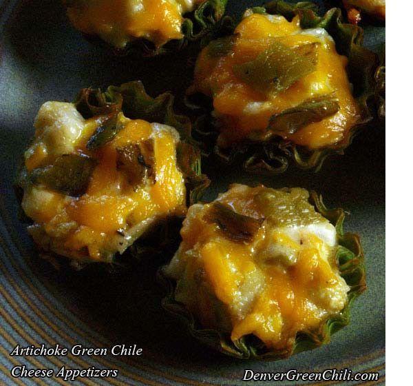 Green Chile Recipe of the Week - Artichoke Green Chili Cheese ...