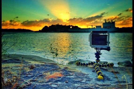 How to create an epic GoPro time-lapse #howto #qldblog #gopro. I want to get a GoPro at some point.