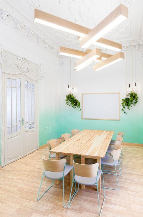 The Best Language School Interior Design And Visual Identity Languages By Masquespacio