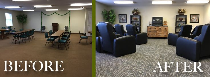 Valley View Senior Living is located in Harlingen, Texas and because of recent a management change, Valley View has committed to updating its look.