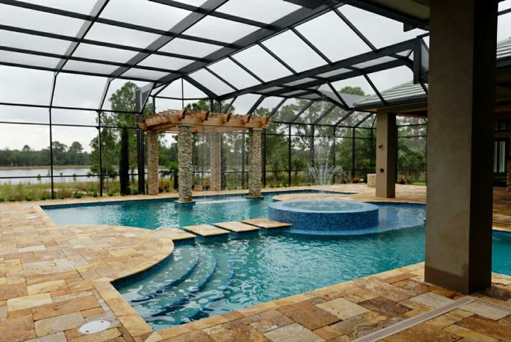 29 best residential pools images on pinterest coast for Pool design and engineering