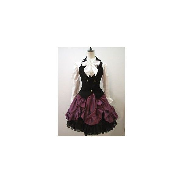 Items similar to SEXY ZORITA BUSTLE SKIRT BURLESQUE on Etsy ❤ liked on Polyvore featuring lolita