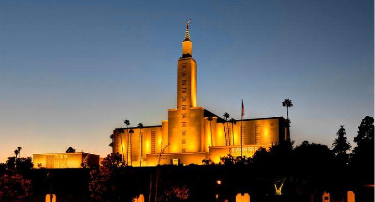 """LA Temple by Kevin """"J"""" Ellis Beautiful Site"""