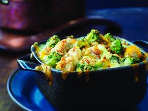 Divan de poulet et de brocoli facile à faire - Cuisinez avec Campbells