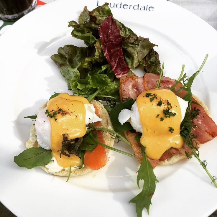 #eggbenedict  Love #brunch at #terrace  #Delicious #fancy #luxury #success #bulletproofdiet #cafe #roppongi #tokyo #instagood #instadaily #food by onebeautyproject