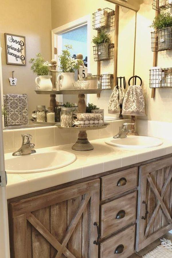 31++ Bathroom cabinet decor type