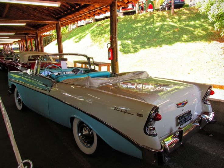 Chevrolet Bel Air Conversível 1956