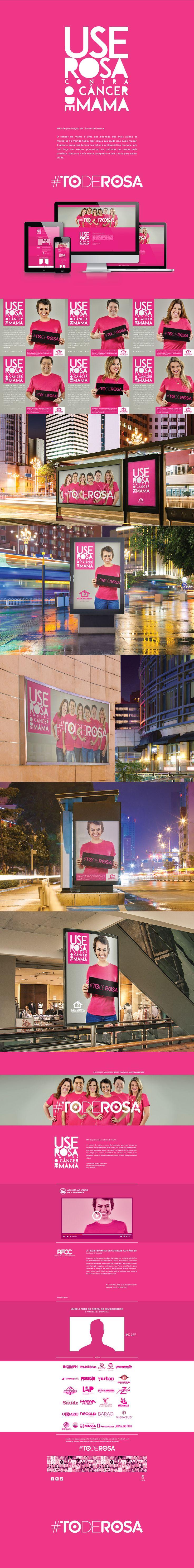 Campanha Outubro Rosa | Maringá