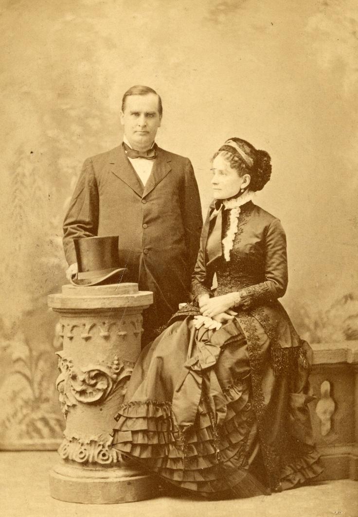 William mckinley wedding
